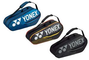 YONEX 42026 équipe 6 badminton tennis Deux Compartiment Raquette Sac