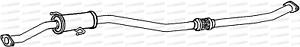 Para Toyota Rav4 2.0 VVTi 1 AZFE Aca20 01-03 Silenciador De Escape Plus Centro De Tubo
