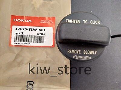 OEM 17670-T3W-A01 Gas Fuel Filler Cap Fits For Honda Accord Fit Civic CR-V Pilot