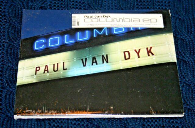 Paul van Dyk - Columbia EP, CD Neu & OVP