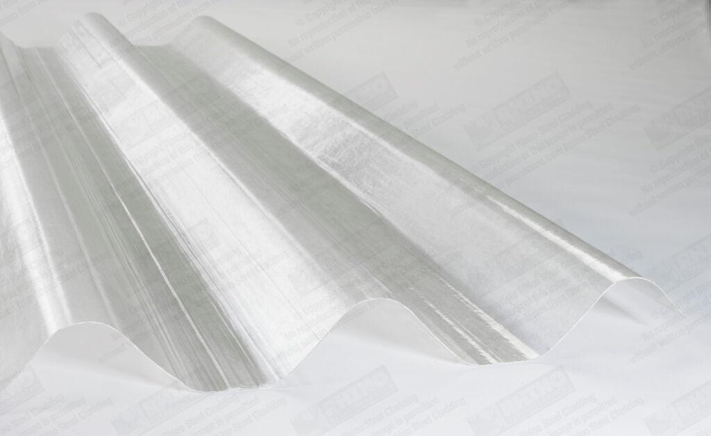 Cape Monad Grp Fibreglass Clear Roof Lights Roofing Sheets Not Plastic 2m Ebay