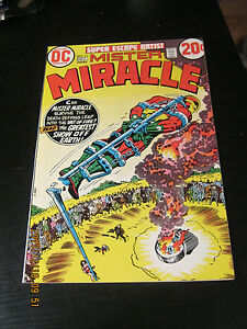 Mister-Miracle-11-December-1972-Jack-Kirby-Fourth-World-DC-Comics-K