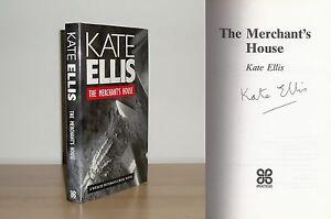 Kate-Ellis-The-Merchant-039-s-House-Signed-1st-1st