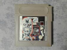 T2 TERMINATOR 2 THE ARCADE GAME NINTENDO GAME BOY, COLOR GBC, ADVANCE GBA, LOOSE