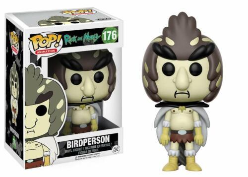 Rick e Morty Birdperson Funko Pop Figura in vinile #176