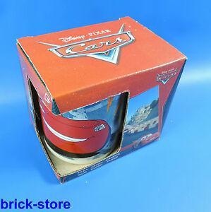 Stor-Disney-PIXAR-Cars-Tasse-Porzellantasse-im-Geschenk-Set