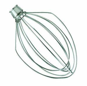 kitchenaid ksm6573 k5aww stand mixer 5 quart wire whip whisk