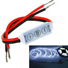 New 5-24V LED Strip Light Dimmer Controller with On Off Switch for 3528 5050 1pc