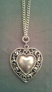 DaneCraft-Sterling-Silver-Large-Filagree-Heart-Pendant-With-Chain-TW-32-00-Gr
