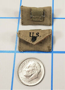 DID WWII US Military Police Bryan Tie 1//6 toys soldier dragon Bbi 3R GI MP dam