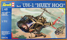 Revell Germany Bell UH-1 Huey Hog  Helicopter model kit  1/48