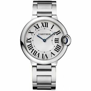 Buy Cartier Ballon Bleu Wrist Watch for Unisex - Silver (W69011Z4 ... 97f2b8854e05