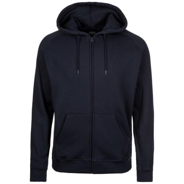 f87fa13bc44495 urban Classics Herren Zip Hoody Kaputzen Sweater Jacke Riesen ...