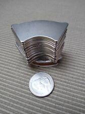 Lot Of 22 Large Neodymium Rare Earth Magnet Hard Drive Magnet