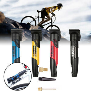 Football MTB Bike  Ball Tire Inflator Mini Bicycle Pump High Pressure