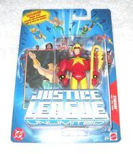 Starman - Justice League Unlimited - MOC 100% complete (Mattel)