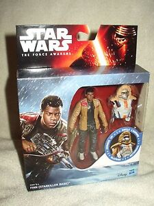 Star Wars The Force Awakens FINN Armour Up Stormtrooper Action Figure