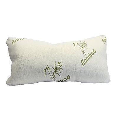 Bamboo Magic Memory Foam Pillow, Maximum Support for Back & Neck  Standard Size