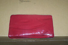 New Ikea Kivik Chaise Lounge COVER SET ONLY in Dansbo Medium Red