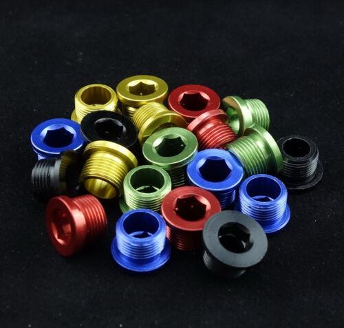 J/&L M10 Mtb ChainRing Bolts//Screws for Sram,Truvativ XX,X1,X0,X9,X7,X01-2*10,1*