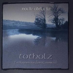NOCTE-OBDUCTA-totholz-ein-rauen-aus-dem-klammwald-CD
