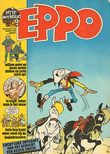 STRIPWEEKBLAD EPPO 1977 nr. 05 - LUCKY LUKE (COVER)/VARIOUS COMICS