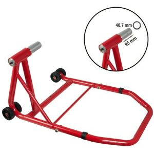 MV AGUSTA SEE DESCRIPTION Single Sided LHS Rear R/&G RACING Paddock Stand