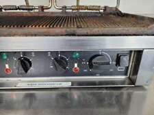 Hobart Hcg 2 Panini Grill Charbroiler Convenient Grill Commercial