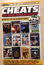 Game Master Magazine CHEATS OF THE YEAR 2007 Book PS2 XBOX DS GBA PC PSP No. 26