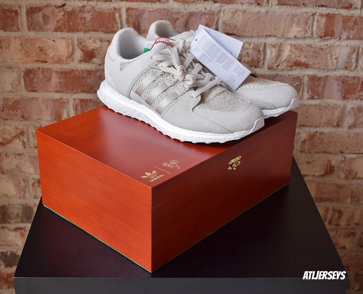 Adidas EQT Support Ultra CNY Chinese New Year BA7777 Size 10