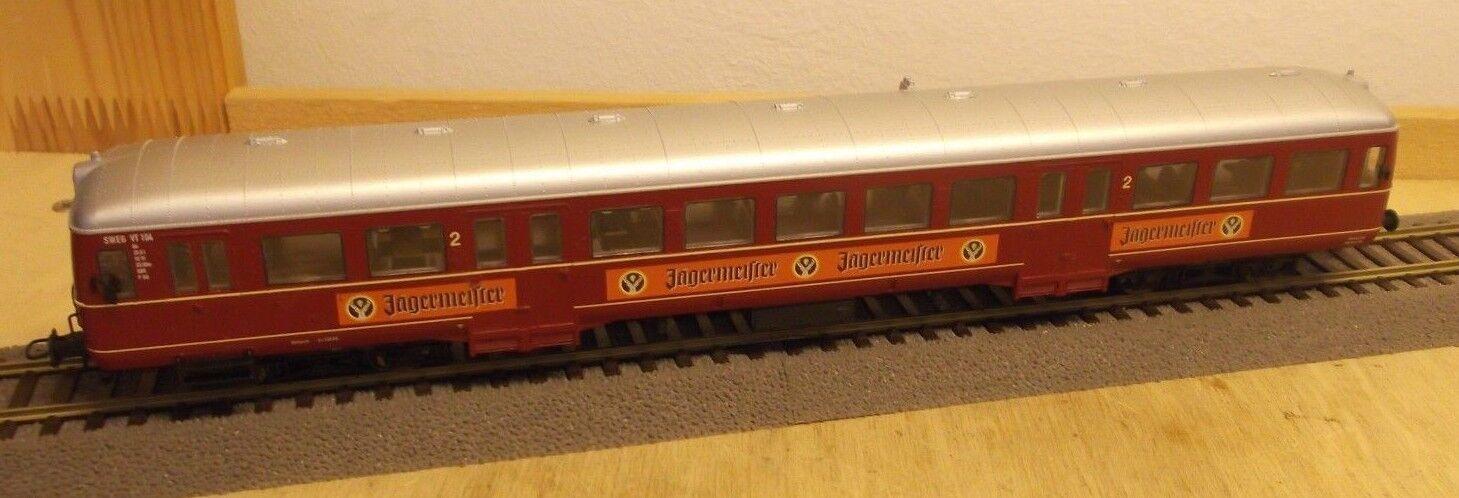 Brekina H0 64121 Esslinger Automotrice VT 104 Corrente Continua Sweg /