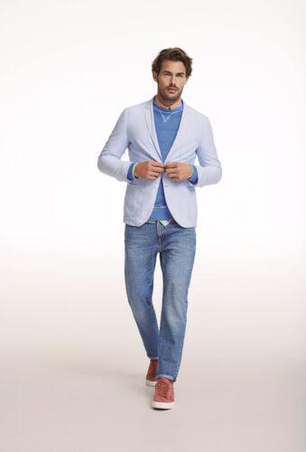 GANT Uomo Casual Camicia Oxford Blu Blazer piccole e medie BNWT RRP £ 250