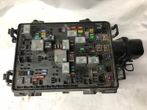 image is loading 2014-chevy-silverado-1500-engine-compartment-fuse-relay-