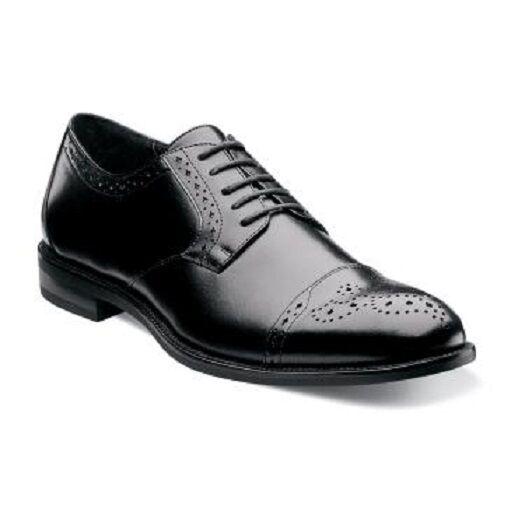 alla moda Stacy Adams scarpe Granville  nero nero nero Leather 24988-001  spedizione veloce a te