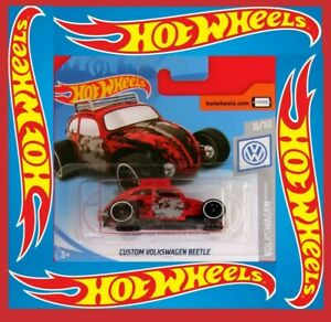 Hot-Wheels-2019-volkwagen-Beetle-69-250-neu-amp-ovp