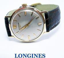 Vintage 14k LONGINES 17J Winding Watch c.1960's Cal 23 ZS* EXLNT* SERVICED