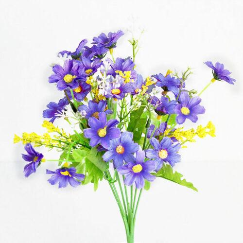 FE20 Gänseblümchen-künstliche Blumen-reale Note Hochzeits-dekorative