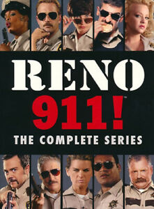 Reno-911-The-Complete-Series-14-Disc-DVD-NEW