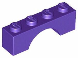 LEGO® Dark Gray Brick Arch 1 x 4 Design ID 3659