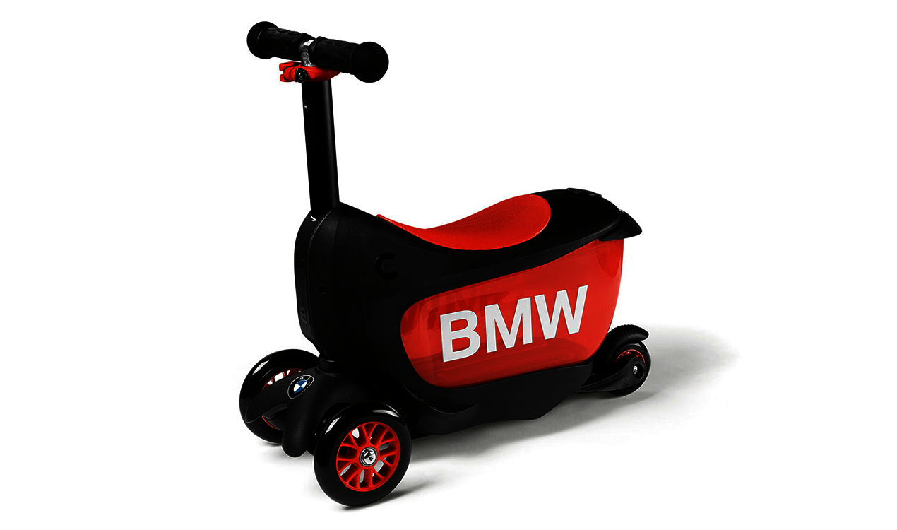BMW Kinderscooter Scooter Roller Micro for BMW