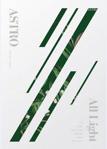 K-POP-ASTRO-1st-Album-All-Light-White-Ver-CD-P-Book-Sticker-Card-Lyrics-etc