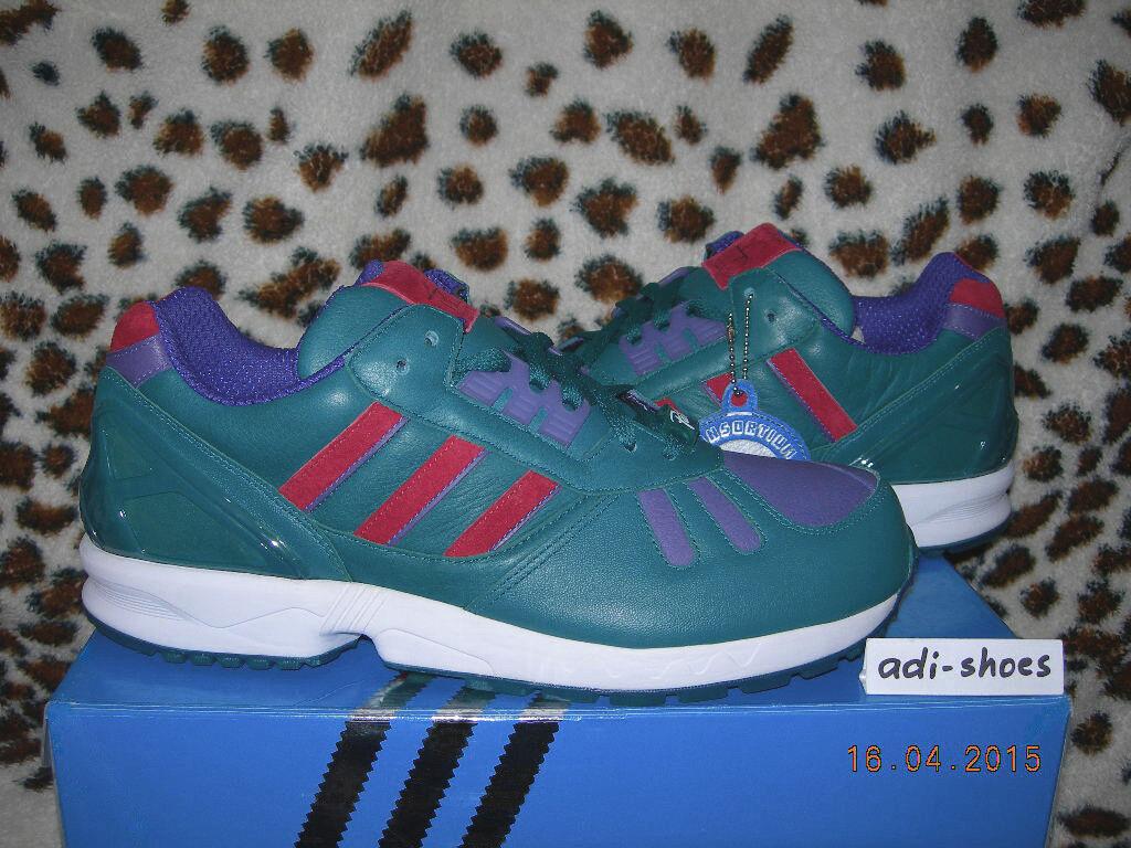2008 Adidas Consortium ZX 7000 Patta Taille 36,5 37 44,5 45 46 46,5 AZX 360856 8000
