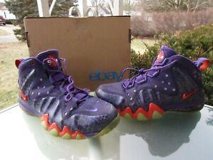 Details about Nike Air Barkley Posite Max Suns Court Purple 555097 581 Mens size 10