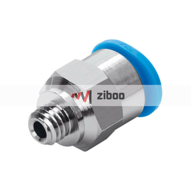 1 PC New FESTO QS-4 Push-in Connector 153031,