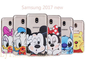 Disney-Soft-Silicone-Phone-Case-Back-Cover-For-Samsung-J3-J5-J7-2017-S9-S10-Plus