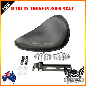 Softail-Leather-Solo-Seat-Torsion-Spring-Mounting-Bracket-Harley-Bobber-Yamaha
