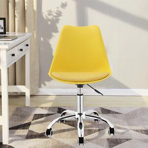 Fabulous Details Zu Adjustable Chair Ergonomic Swivel Computer Office Desk Task Chair Mid Back Chair Cjindustries Chair Design For Home Cjindustriesco