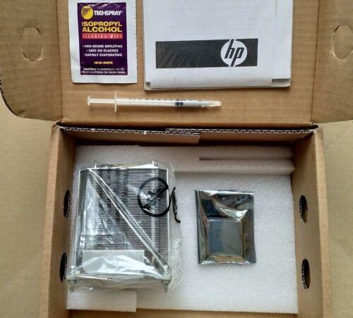 HP HEATSINK w// CPU E5520 509505-001 509547-001 466501-001 490073-001 484425-003