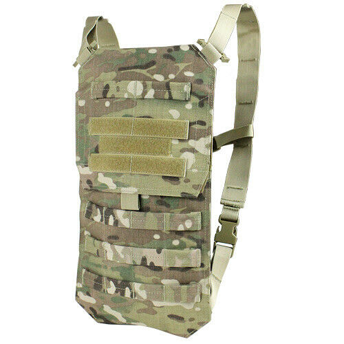 Condor Oasis Tactical Hydration Bladder Carrier Molle Water  Holder Multicam Camo  the classic style