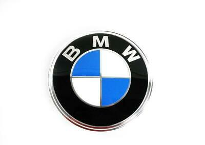 NEW OEM Genuine BMW E12 E21 Rear Trunk Lid I Emblem Badge Logo Sign 51141916137